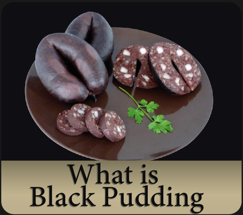 What is Black Pudding - RLBP Comp - Black Pudding